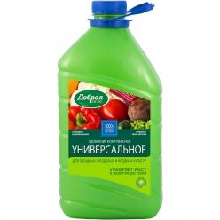 Удобрение УНИВЕРСАЛЬНОЕ для овощных, плодовых и ягодных культур, 3л